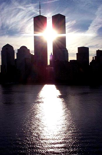 World Trade Center, NYC - July 28, 2001