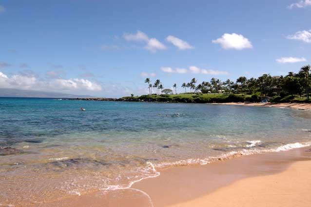 Maui Weddings At Kapalua Bay Beach Maui Hawaii